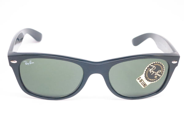 Ray-Ban RB 2132 New Wayfarer 901 & 901L Black Sunglasses - Eye Heart Shades - Eye Heart Shades - Sunglasses - 2