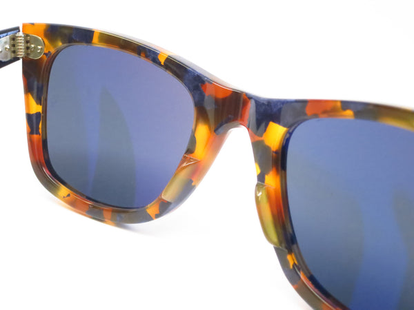 Ray-Ban RB 2140 Original Wayfarer 1158/R5 Spotted Blue Havana Sunglasses - Eye Heart Shades - Ray-Ban - Sunglasses - 5
