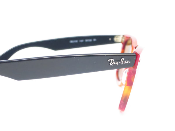 Ray-Ban RB 2140 Original Wayfarer 1161 Spotted Red Havana Sunglasses - Eye Heart Shades - Ray-Ban - Sunglasses - 4