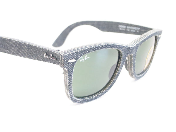 Ray-Ban RB 2140 Original Wayfarer 1162 Jeans Black Sunglasses - Eye Heart Shades - Ray-Ban - Sunglasses - 3