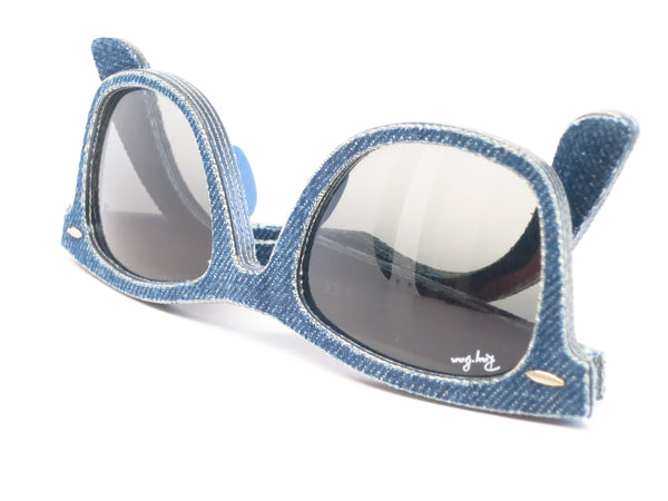 Ray-Ban RB 2140 Original Wayfarer 1163/71 Jeans Sunglasses - Eye Heart Shades - Ray-Ban - Sunglasses - 10