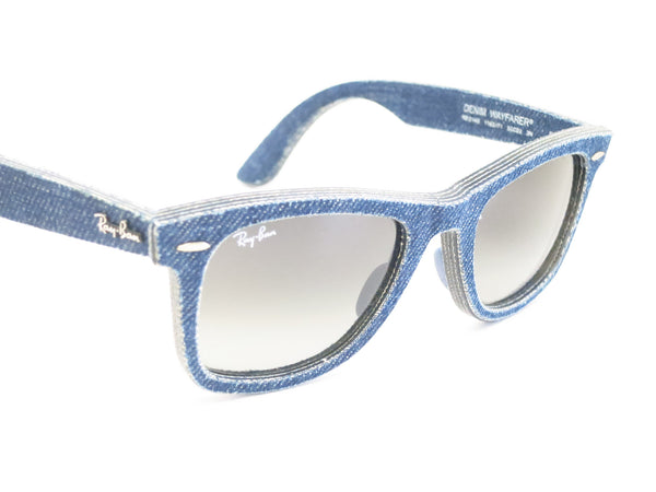 Ray-Ban RB 2140 Original Wayfarer 1163/71 Jeans Sunglasses - Eye Heart Shades - Ray-Ban - Sunglasses - 3