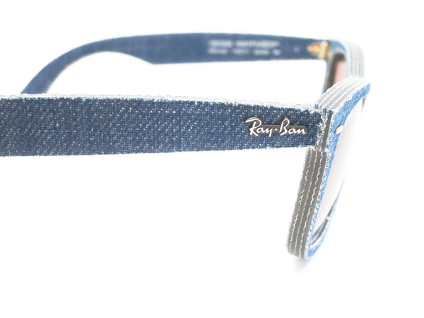 Ray-Ban RB 2140 Original Wayfarer 1163/71 Jeans Sunglasses - Eye Heart Shades - Ray-Ban - Sunglasses - 4