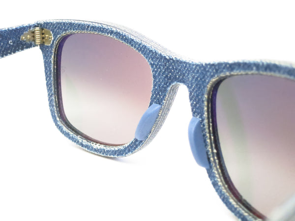 Ray-Ban RB 2140 Original Wayfarer 1163/71 Jeans Sunglasses - Eye Heart Shades - Ray-Ban - Sunglasses - 5
