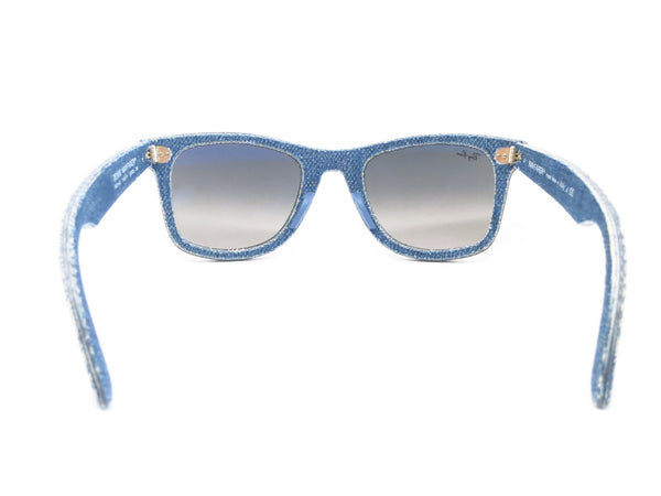 Ray-Ban RB 2140 Original Wayfarer 1163/71 Jeans Sunglasses - Eye Heart Shades - Ray-Ban - Sunglasses - 9