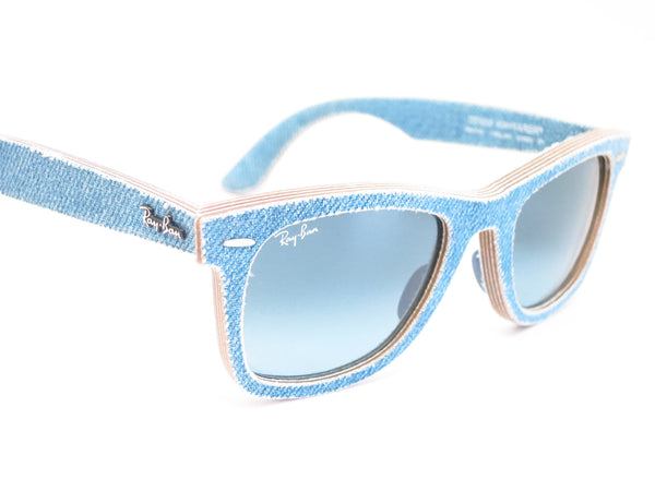 Ray-Ban RB 2140 Original Wayfarer 1164/4M Jeans Azure Sunglasses - Eye Heart Shades - Ray-Ban - Sunglasses - 3