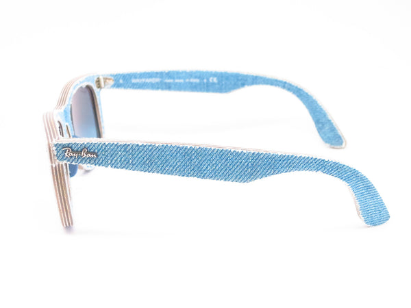 Ray-Ban RB 2140 Original Wayfarer 1164/4M Jeans Azure Sunglasses - Eye Heart Shades - Ray-Ban - Sunglasses - 4