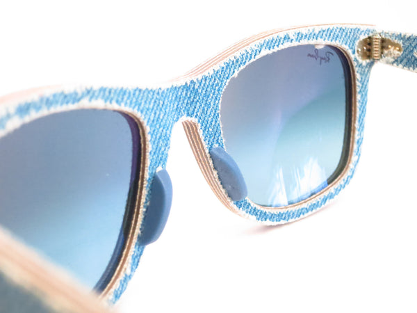 Ray-Ban RB 2140 Original Wayfarer 1164/4M Jeans Azure Sunglasses - Eye Heart Shades - Ray-Ban - Sunglasses - 5