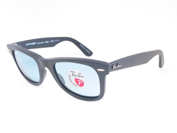 Ray-Ban RB 2140 Original Wayfarer 901-S/3R Matte Black Sunglasses - Eye Heart Shades - Ray-Ban - Sunglasses - 1
