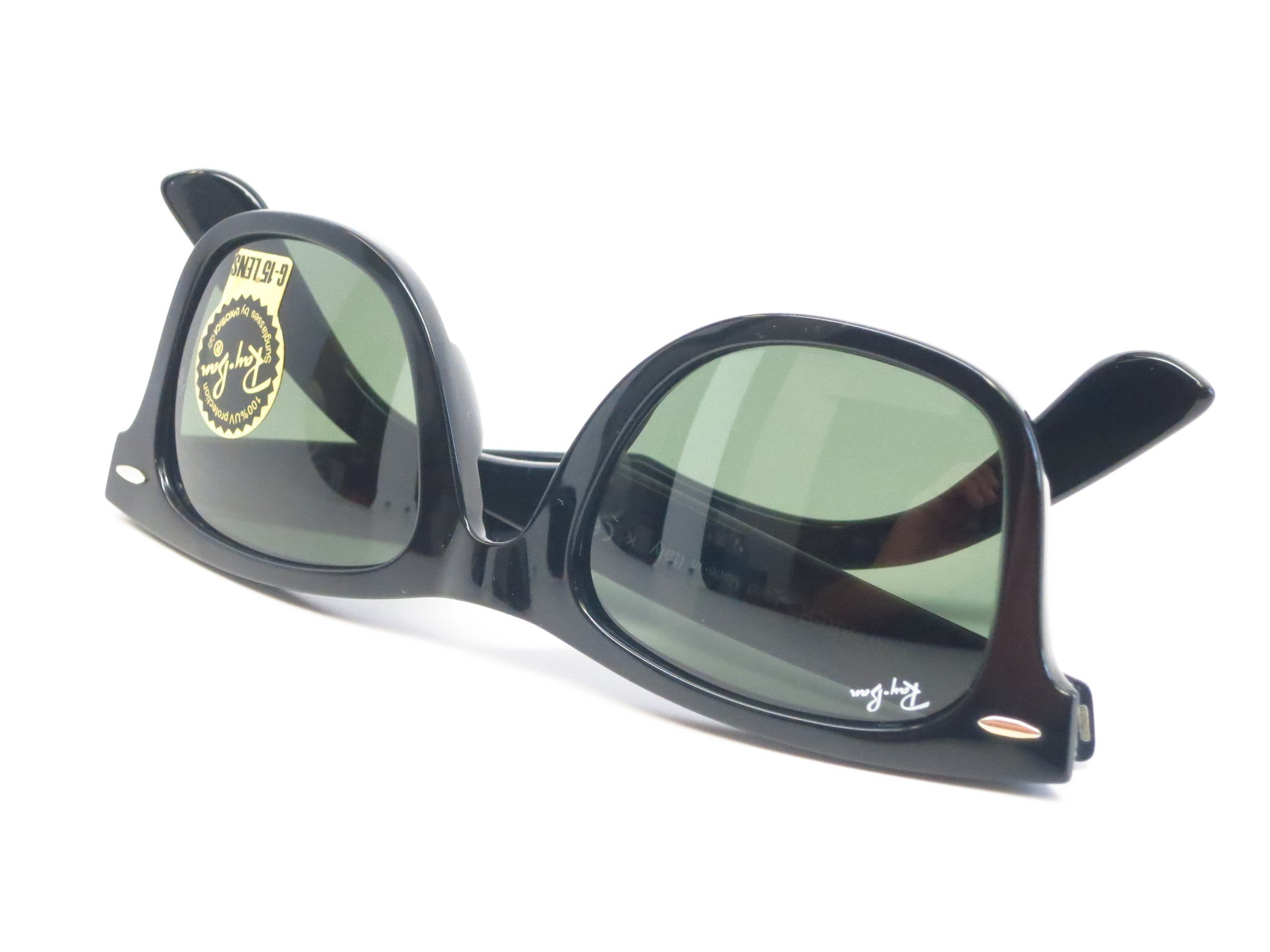 ray ban original wayfarer polarized cpwt  ray-ban wayfarer 2140 size comparison  50mm vs 54mm
