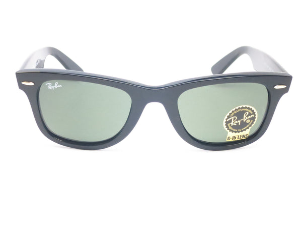 Ray-Ban RB 2140 Original Wayfarer 901 Black Sunglasses - Eye Heart Shades - Ray-Ban - Sunglasses - 2