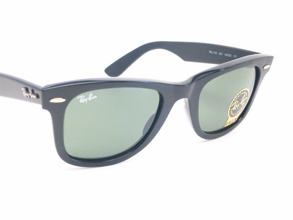 Ray-Ban RB 2140 Original Wayfarer 901 Black Sunglasses - Eye Heart Shades - Ray-Ban - Sunglasses - 3