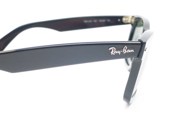 Ray-Ban RB 2140 Original Wayfarer 901 Black Sunglasses - Eye Heart Shades - Ray-Ban - Sunglasses - 4