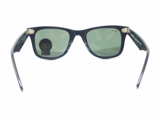 Ray-Ban RB 2140 Original Wayfarer 901 Black Sunglasses - Eye Heart Shades - Ray-Ban - Sunglasses - 9