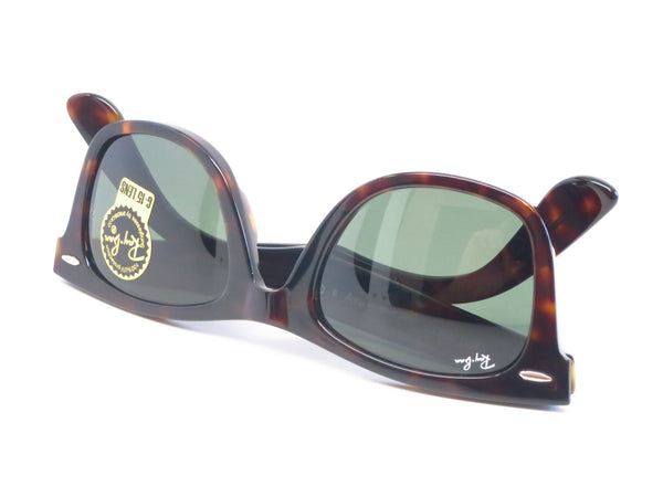 Ray-Ban RB 2140 Original Wayfarer 902 Tortoise Sunglasses - Eye Heart Shades - Ray-Ban - Sunglasses - 10