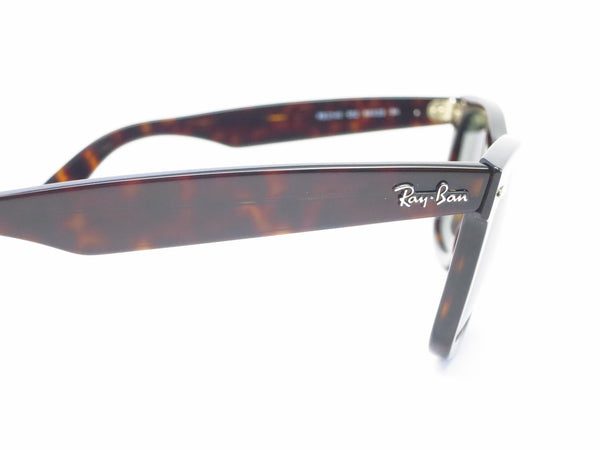 Ray-Ban RB 2140 Original Wayfarer 902 Tortoise Sunglasses - Eye Heart Shades - Ray-Ban - Sunglasses - 4