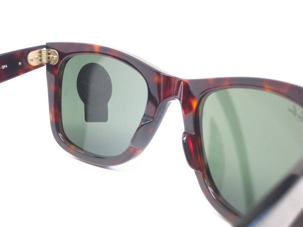 Ray-Ban RB 2140 Original Wayfarer 902 Tortoise Sunglasses - Eye Heart Shades - Ray-Ban - Sunglasses - 6