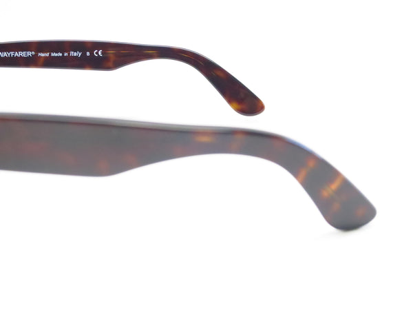 Ray-Ban RB 2140 Original Wayfarer 902 Tortoise Sunglasses - Eye Heart Shades - Ray-Ban - Sunglasses - 8