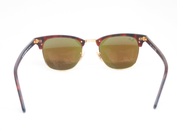 Ray-Ban RB 3016 Clubmaster 1145/17 Sand Havana / Gold Sunglasses - Eye Heart Shades - Ray-Ban - Sunglasses - 10