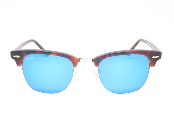 Ray-Ban RB 3016 Clubmaster 1145/17 Sand Havana / Gold Sunglasses - Eye Heart Shades - Ray-Ban - Sunglasses - 2