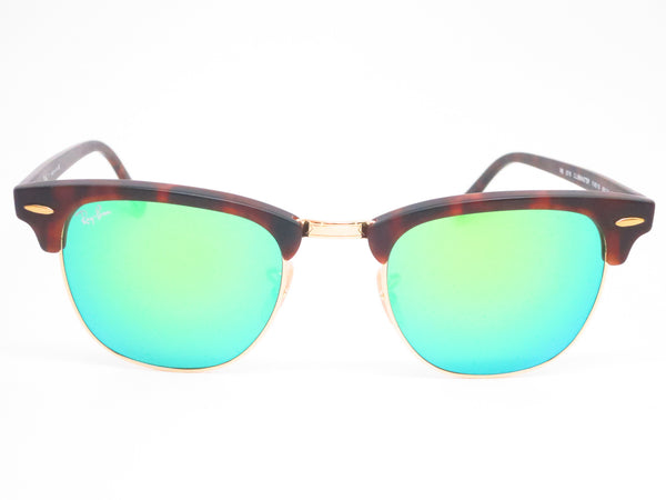 Ray-Ban RB 3016 Clubmaster 1145/19 Sand Havana / Gold Sunglasses - Eye Heart Shades - Ray-Ban - Sunglasses - 2