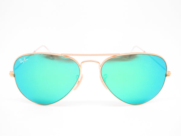 Ray-Ban RB 3025 Aviator 112/19 Matte Gold Sunglasses - Eye Heart Shades - Ray-Ban - Sunglasses - 2