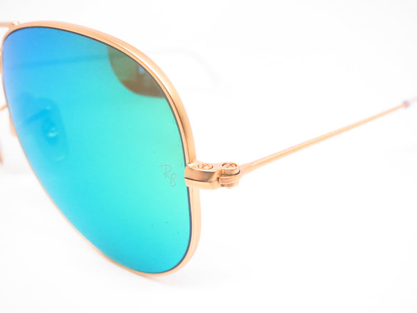 Ray-Ban RB 3025 Aviator 112/19 Matte Gold Sunglasses - Eye Heart Shades - Ray-Ban - Sunglasses - 3