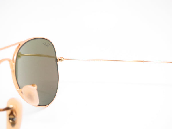 Ray-Ban RB 3025 Aviator 112/19 Matte Gold Sunglasses - Eye Heart Shades - Ray-Ban - Sunglasses - 5