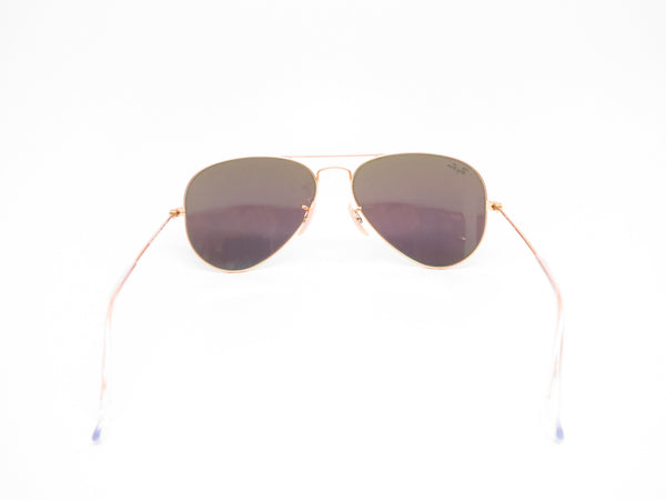 Ray-Ban RB 3025 Aviator 112/19 Matte Gold Sunglasses - Eye Heart Shades - Ray-Ban - Sunglasses - 8
