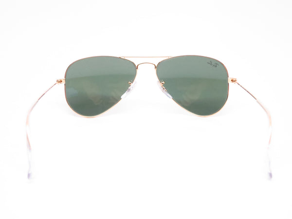 Ray-Ban RB 3044 Aviator Small Metal L0207 Arista (Gold) Sunglasses - Eye Heart Shades - Ray-Ban - Sunglasses - 8