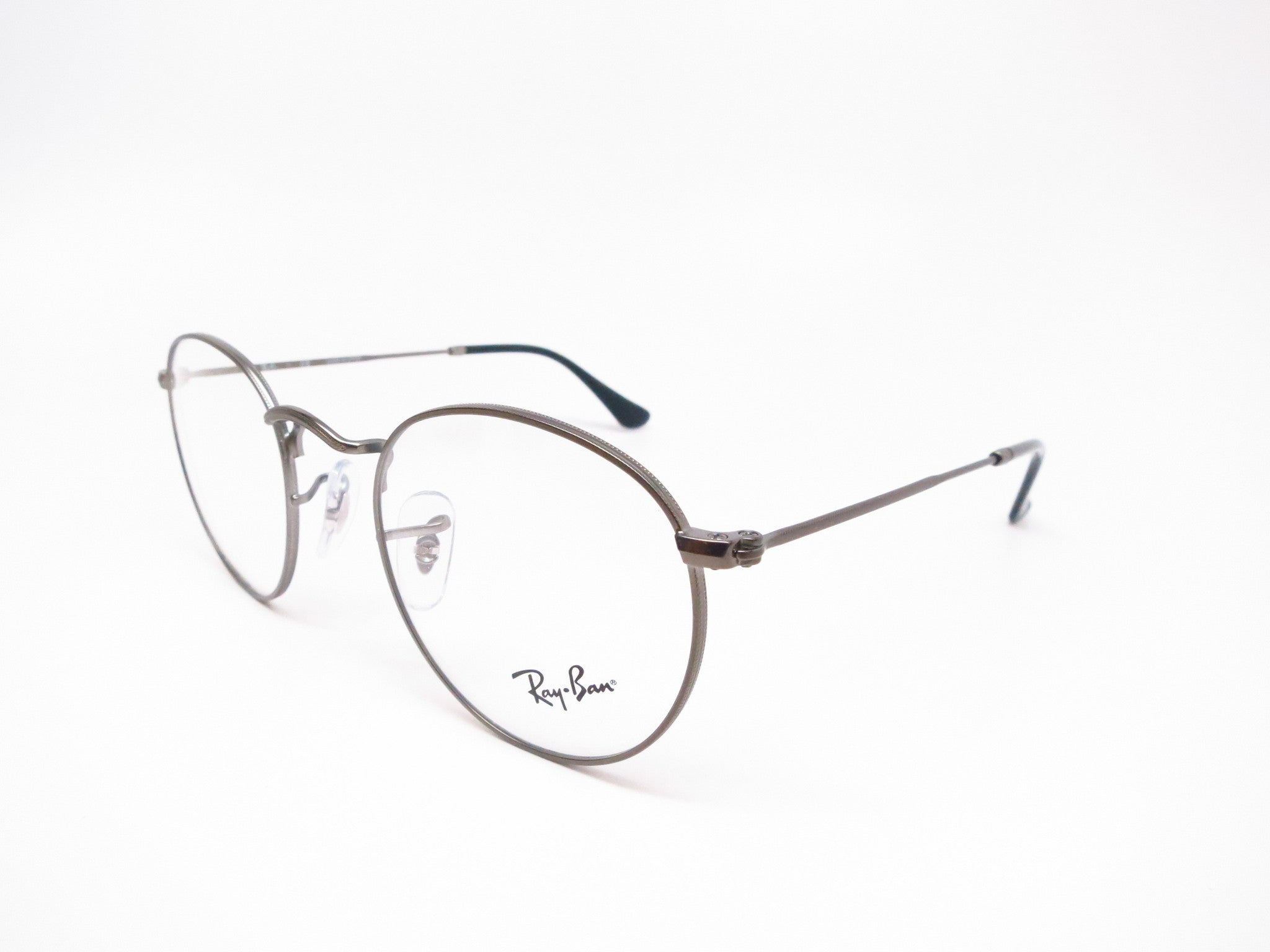 a7d9e84a82 Ray-Ban RB 3447V 2620 Matte Gunmetal Eyeglasses - Eye Heart Shades - Ray-
