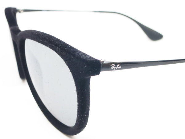 Ray-Ban RB 4171 Erika 6075/6G Velvet Black Sunglasses - Eye Heart Shades - Ray-Ban - Sunglasses - 4