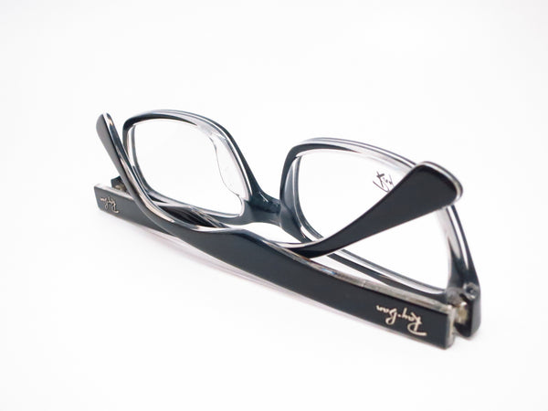Ray-Ban RB 5150 Top Black on Transparent 2034 Eyeglasses - Eye Heart Shades - Ray-Ban - Eyeglasses - 8
