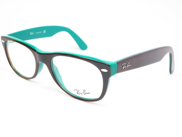 Ray-Ban RB 5184 Tortoise/Green 5161 Eyeglasses - Eye Heart Shades - Ray-Ban - Eyeglasses - 1