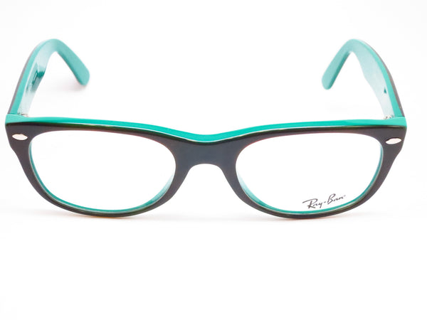 Ray-Ban RB 5184 Tortoise/Green 5161 Eyeglasses - Eye Heart Shades - Ray-Ban - Eyeglasses - 2