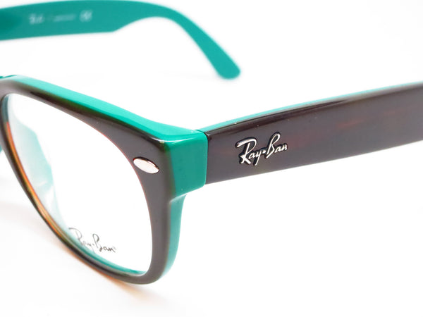 Ray-Ban RB 5184 Tortoise/Green 5161 Eyeglasses - Eye Heart Shades - Ray-Ban - Eyeglasses - 3