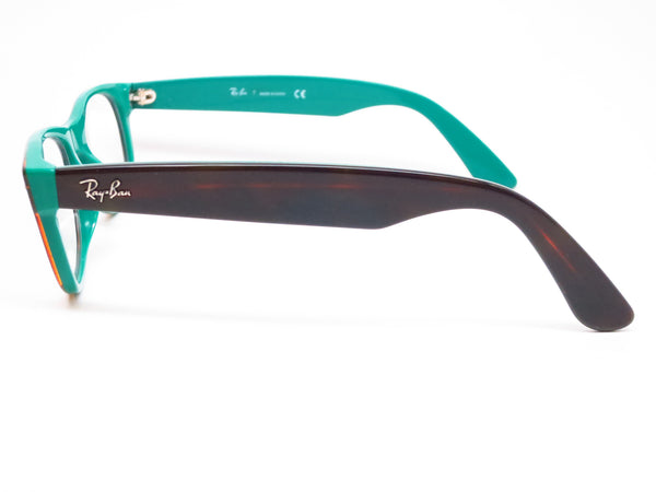 Ray-Ban RB 5184 Tortoise/Green 5161 Eyeglasses - Eye Heart Shades - Ray-Ban - Eyeglasses - 5