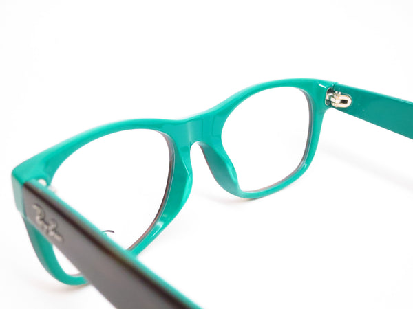 Ray-Ban RB 5184 Tortoise/Green 5161 Eyeglasses - Eye Heart Shades - Ray-Ban - Eyeglasses - 6