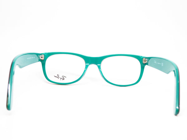 Ray-Ban RB 5184 Tortoise/Green 5161 Eyeglasses - Eye Heart Shades - Ray-Ban - Eyeglasses - 7