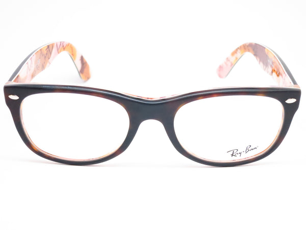 Ray-Ban RB 5184 Matte Havana 5409 Eyeglasses - Eye Heart Shades - Ray-Ban - Eyeglasses - 2