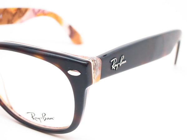 Ray-Ban RB 5184 Matte Havana 5409 Eyeglasses - Eye Heart Shades - Ray-Ban - Eyeglasses - 3