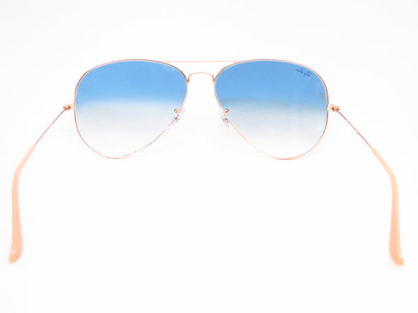 Ray-Ban RB 3025 Aviator Large Metal 001/3F Gold Sunglasses - Eye Heart Shades - Ray-Ban - Sunglasses - 10