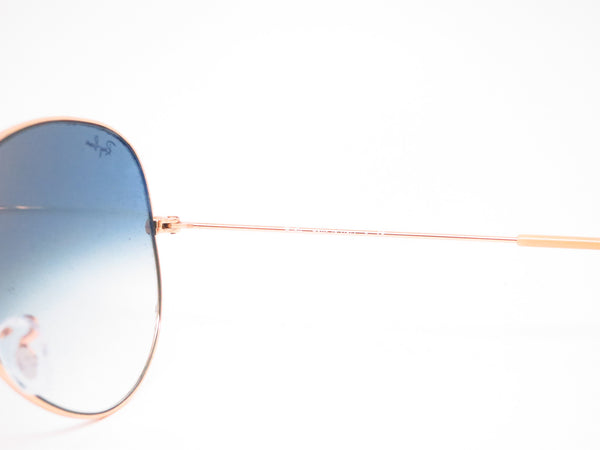Ray-Ban RB 3025 Aviator Large Metal 001/3F Gold Sunglasses - Eye Heart Shades - Ray-Ban - Sunglasses - 5