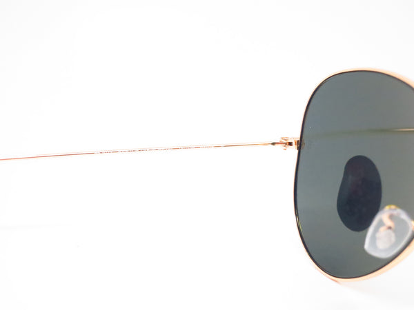 Ray-Ban RB 3025 Aviator Large Metal 001/58 Gold Polarized Sunglasses - Eye Heart Shades - Ray-Ban - Sunglasses - 5