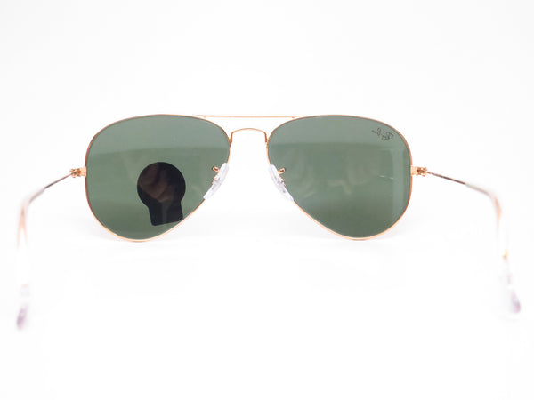 Ray-Ban RB 3025 Aviator W3234 Gold Sunglasses - Eye Heart Shades - Ray-Ban - Sunglasses - 10