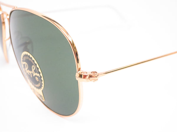 Ray-Ban RB 3025 Aviator W3234 Gold Sunglasses - Eye Heart Shades - Ray-Ban - Sunglasses - 3
