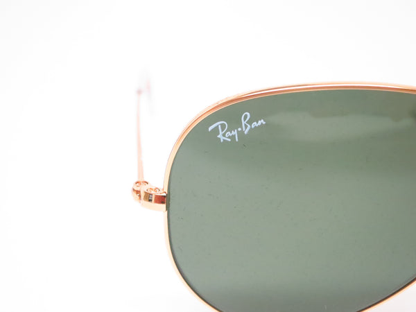 Ray-Ban RB 3025 Aviator W3234 Gold Sunglasses - Eye Heart Shades - Ray-Ban - Sunglasses - 4