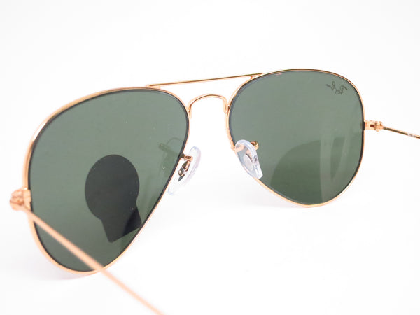 Ray-Ban RB 3025 Aviator W3234 Gold Sunglasses - Eye Heart Shades - Ray-Ban - Sunglasses - 9