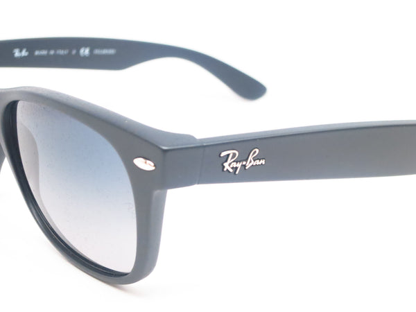 Ray-Ban RB 2132 New Wayfarer 601S/78 Matte Black Polarized Sunglasses - Eye Heart Shades - Ray-Ban - Sunglasses - 3