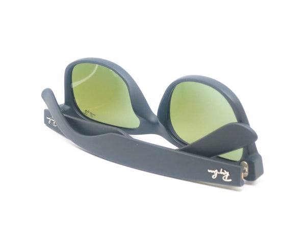 Ray-Ban RB 2132 New Wayfarer 622/17 Rubber Black Sunglasses - Eye Heart Shades - Ray-Ban - Sunglasses - 10